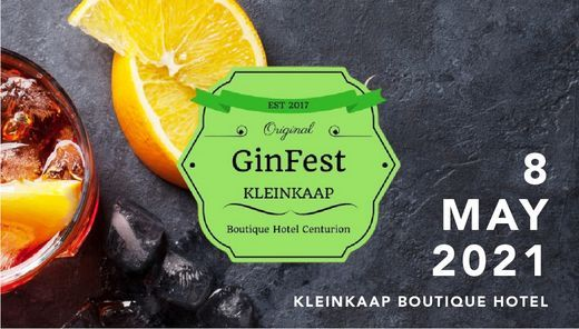 GinFest at Kleinkaap Boutique Hotel, 8 May | Event in Pretoria | AllEvents.in