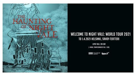 Welcome to Night Vale  Savoy-teatteri