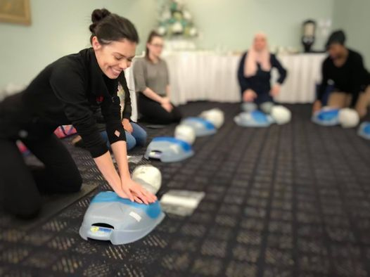 Standard First Aid Recertification   Event in Edmonton   AllEvents.in