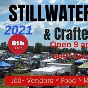 Stillwater Flea & Crafter Market - August