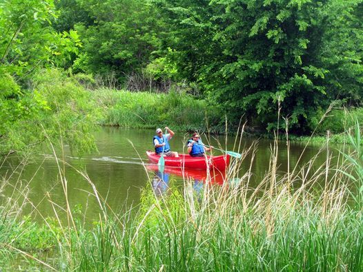 3-Hour Wetland Canoe Trail, 27 March | Event in McKinney | AllEvents.in