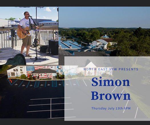 Simon Live At VFW NORTHEAST