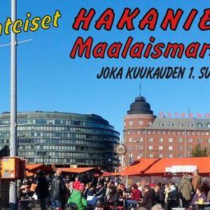 Maalaismarkkinat Turku 2021