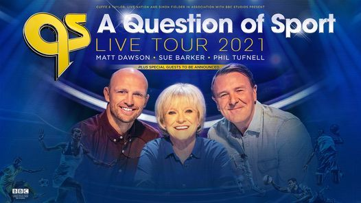 A Question of Sport Live - Southampton, 30 November   Event in Southampton   AllEvents.in