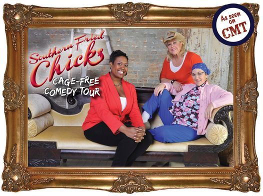 Etta May & the Southern Fried Chicks, 4 December | Event in Hutchinson | AllEvents.in