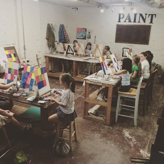 Thursday Spring Kid's Art | Event in Maryville | AllEvents.in