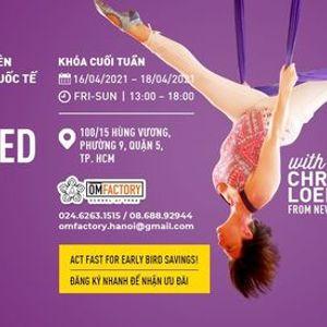 16hr - Kha o to Gio Vin Yoga Bay Nng Cao Quc T - Advanced Aerial Yoga