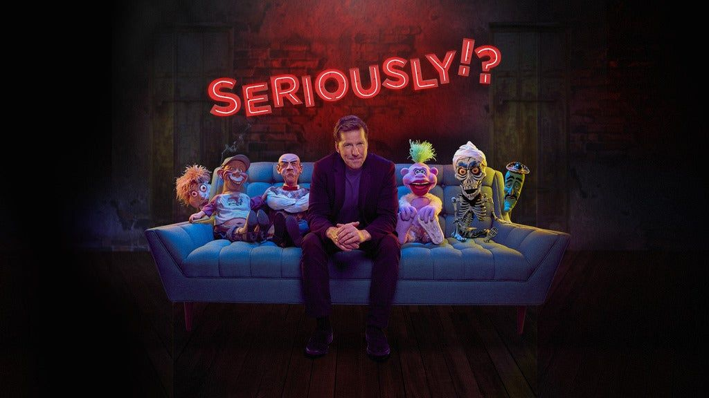 Jeff Dunham: Seriously!?, 9 December   Event in Las Vegas   AllEvents.in