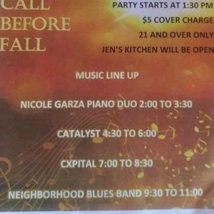 Nicole Garza Piano Duo at Johns Place
