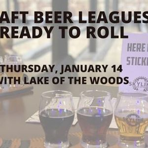Thursday Craft Beer Bowling League