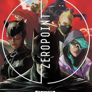 Batman Fortnite Zero Point Signing