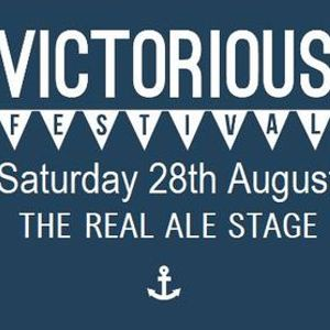 288 - The Real Ale Stage at Victorious 2021