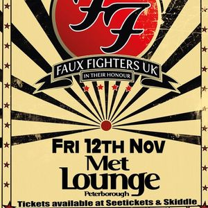 Faux Fighters UK PETERBOROUGH
