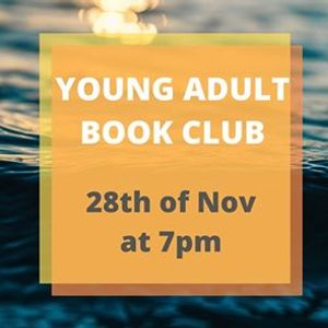 Young Adult Book Club - To Kll A Kingdom