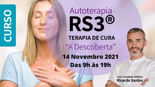 "Curso ""A Descoberta"" RS3® Terapia de Cura, 14 November | Event in Aveiro | AllEvents.in"