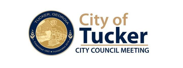 City Council Work Session (Meeting to follow if needed), 23 November | Event in Tucker | AllEvents.in