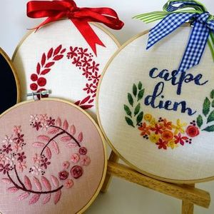 Modern Hand Embroidery - Beginner