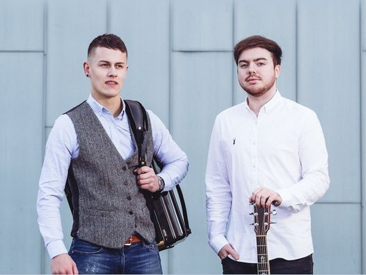 Lock-In Live with Sean & Calum from Ho-Ro, 28 May | Event in Inverness | AllEvents.in