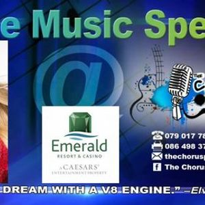 Candy Benson live at Emerald Resort & Casino