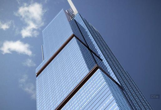 Worlds tallest residential building