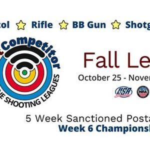 Fall League - Shooting Postal League Match