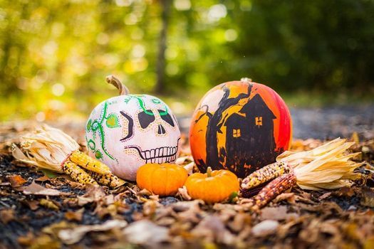 Pumpkin Painting Party @ Central Park, 24 October | Event in Lan Yu | AllEvents.in