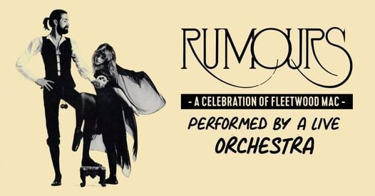 An Orchestral Rendition of Fleetwood Mac: Sydney, 20 March   Event in Sydney   AllEvents.in