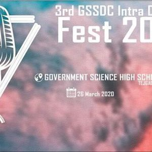 3rd GSSDC Intra Debate Fest 2020