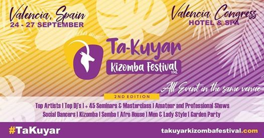 Kizomba Bootcamp events in the City. Top Upcoming Events for Kizomba  Bootcamp