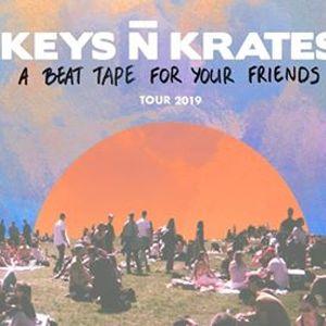 Keys N Krates (DJ Set) at Velvet Underground  Sept 27