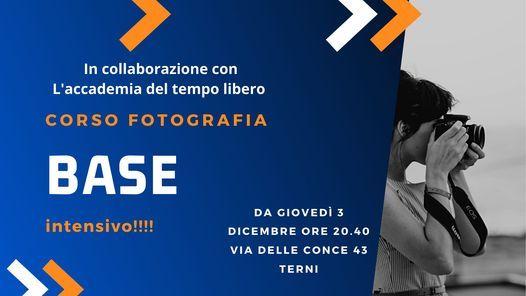 Corso base intensivo di fotografia | Event in Terni | AllEvents.in
