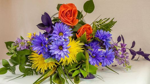 Advanced flower course Table arrangement R550   Event in Randburg   AllEvents.in