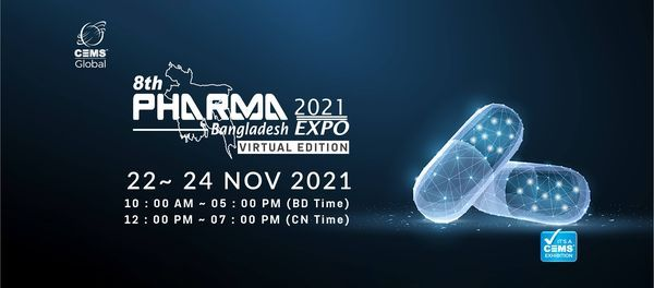 8th Pharma Bangladesh Expo 2021