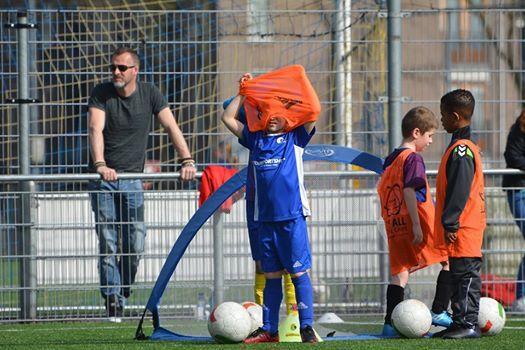 Voetbal & Keepers 3-daagse Amersfoort Train als een prof