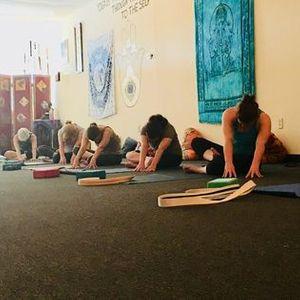 Slow Flow Vinyasa Yoga