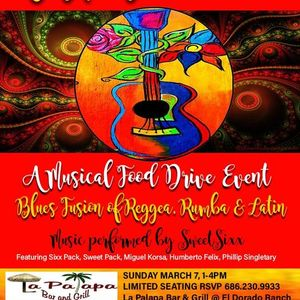 San Felipe BAHS Gypsy Blues Specials Event