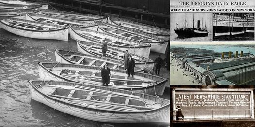 'The Titanic Epilogue: New York City After the Great Sinking' Webinar, 15 April | Online Event | AllEvents.in
