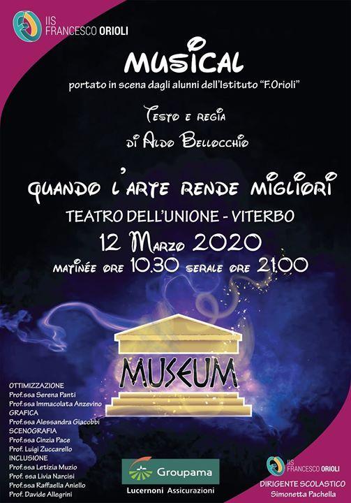 Museum musical dellIIS Orioli