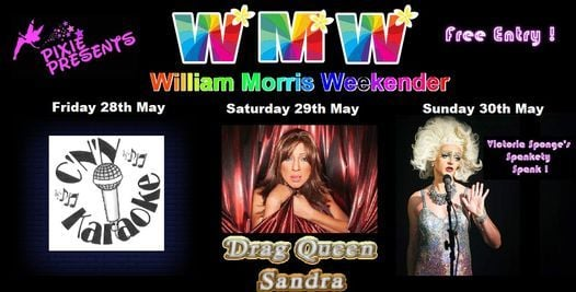 The William Morris Weekender, 28 May | Event in Barking | AllEvents.in