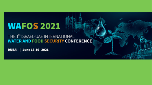 The 1st Israel-UAE International Water & Food Security Conference, 13 June   Event in Dubai   AllEvents.in