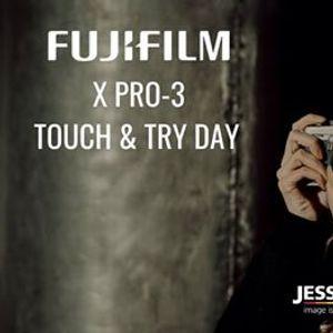 Jessops Reading  Fujifilm X Pro-3 Touch & Try Day