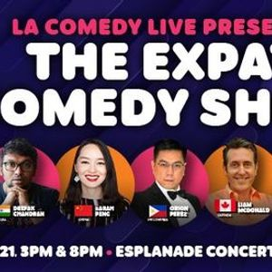 The Expat Comedy Show