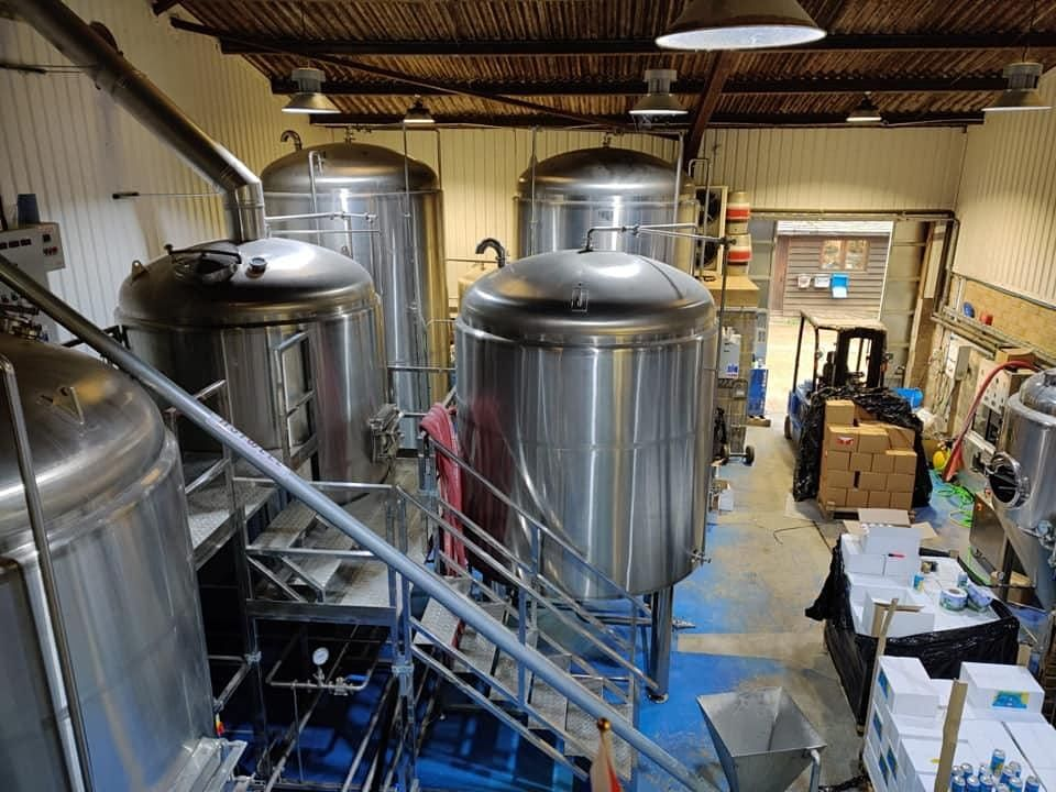 4pm Brewery Tour - Dorking Brewery   Event in Capel   AllEvents.in