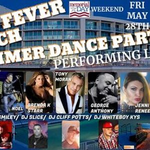 Freestyle Fever - Summer Dance Party
