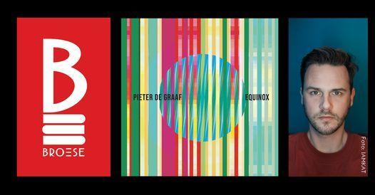Pianist Pieter de Graaf speelt 'Equinox'!, 17 October | Event in Utrecht | AllEvents.in
