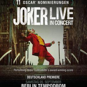 Joker  Live in Concert  Berlin Tempodrom