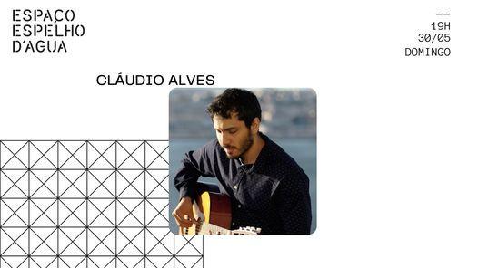 Cláudio Alves no Espaço Espelho D'Água, 30 May | Event in Lisbon | AllEvents.in