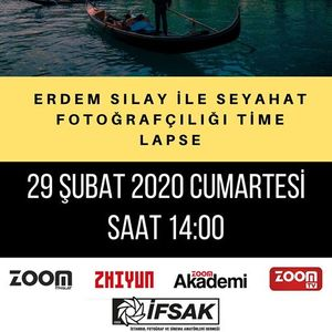 Zoom Ithalat -Erdem Silay Ile Seyahat Fotorafilii veTimelapse
