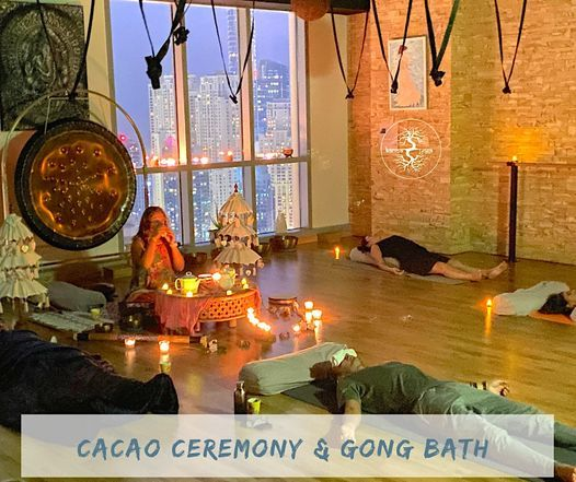 Sacred Cacao and Gong Ceremony, 29 October   Event in Dubai   AllEvents.in