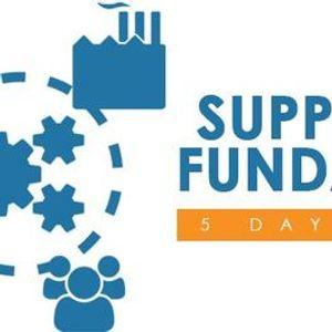 Supply Chain Fundamentals 5 Days Workshop